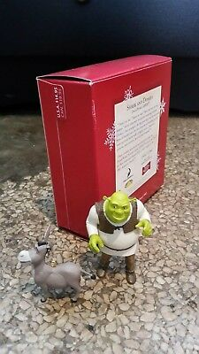 Hallmark Keepsake Ornament 2003 Shrek And Donkey Dreamworks Shrek