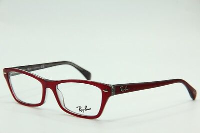 73f214d086 New Ray-Ban Rb 5256 5189 Pink Optical Eyeglasses Authentic Frame Rx Rb5256  52-