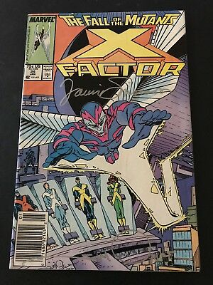 X-Factor LOT of 24 VOL 1 #'s 1, 24 Signed x2 (Marvel,1986) + MORE!