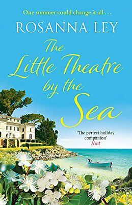 Rosanna Ley - The Little Theatre by the Sea