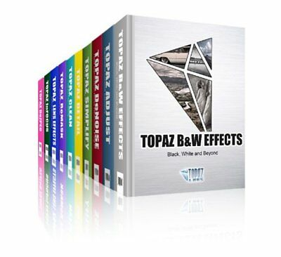Topazlabs - Topaz Labs Full Software 17 Plugins 2017 With All Codes (Windows)