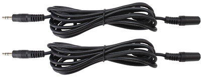Scalextric C8247 Throttle Extension Cables x 2 New