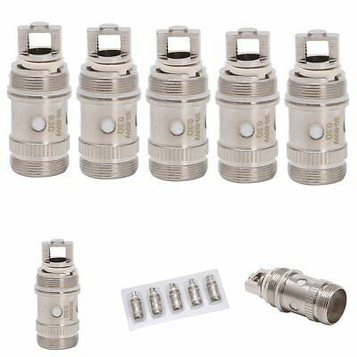 5pcs Replacement Coils Head For EC Melo 2 Melo 3 iJust2 S Istick Pico 75W