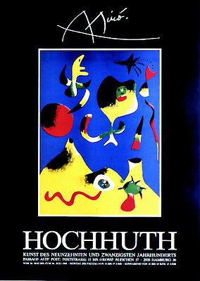 Miró, Joan - 1988 - Passage Alte Post (Hochhuth)