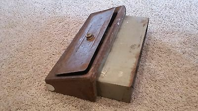 Rare Vintage Heavy Old Home Furnace Floor or Wall Vent Grate