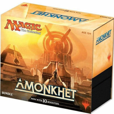 MTG Amonkhet Bundle (Fat Pack - Brand New - FREE Recorded Postage