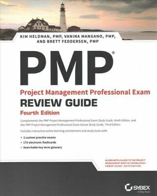 PMP Project Management Professional Exam Review Guide 9781119421047