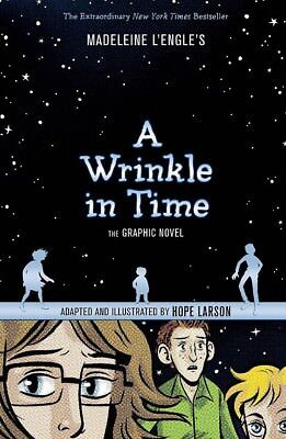 🚛Fast Shipping! A Wrinkle In Time The Graphic Novel Paperback Teen Young Adult