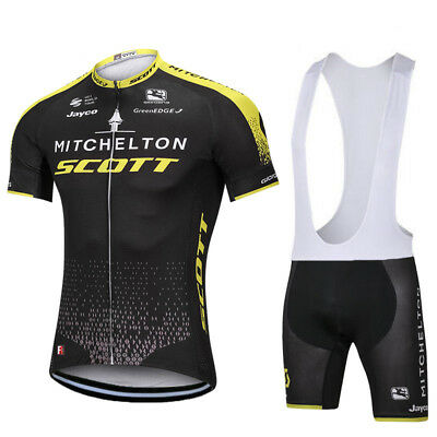 Ropa ciclismo verano Mich.2 equipement maillot culot cycling jersey maglie short