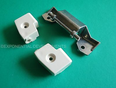 White Knight Hinge with Two Screws Genuine 421309225361