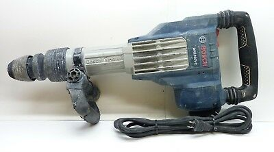 BOSCH DH1020VC 15 Amp SDS-Max Inline Demolition Hammer With Auxiliary Handle