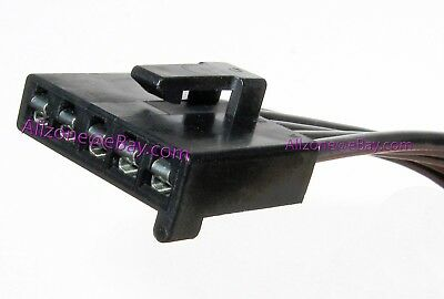 5 Wire Blower Motor Resistor Connector Harness for GM Ford Lincoln Chevrolet