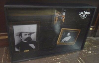 "Jack Daniels Old No. 7 Shadow Box 30"" x 20"" Display Case"