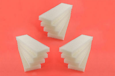 12 x Foam Filter Pads to fit Fluval 4+ 4 Plus Internal Filter