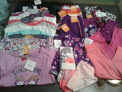 Nwt $472 Rv Gymboree Girls 23 Pcs  Lot Outfits Sets Size 6 Summer Spring