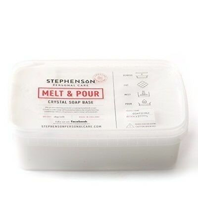 Melt And Pour Seifenbasis Ziegenmilch - 2Kg