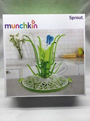 UIB Munchkin Sprout Drying Rack for Bottles Utensils Pacifiers Pump Parts