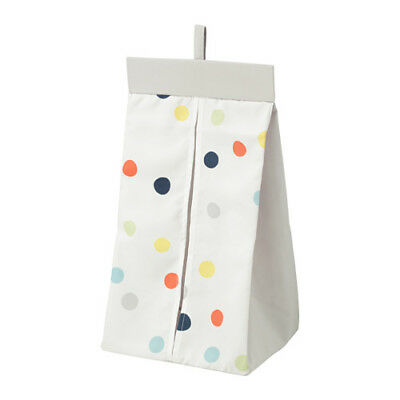 IKEA Nappy stacker DRÖMLAND Multicolour, 5030x52x22 cmArticle no: 103.196.58