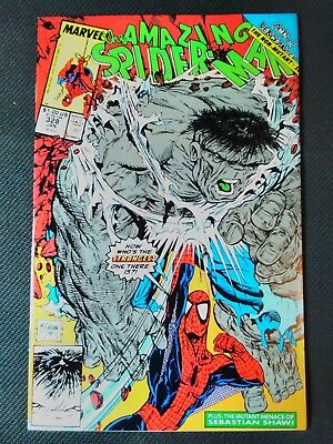 The Amazing Spider-Man #328 (Jan 1990, Marvel)