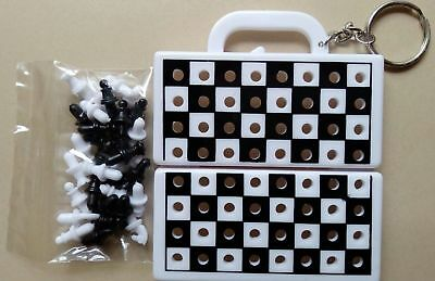 Mini Chess Set Suitcase