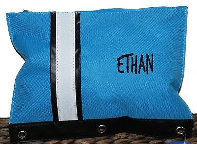 Personalised pencil case - Blue