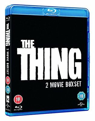 The Thing (Double Pack Including Original) [Blu-ray] [Region Free] [DVD]