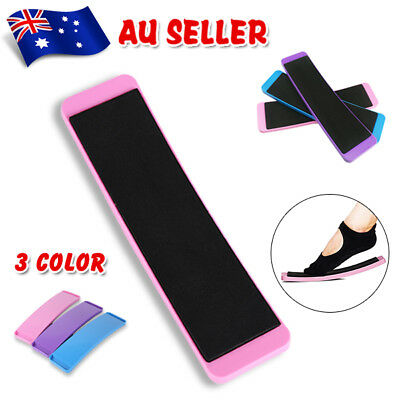 Ballet Turnboard Dance Spin Turn Board Pirouettes Exercise Foot Accessory Kit AU