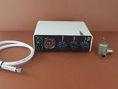 Blease 2200 Anaesthesia Ventilator with O2 Hose and Patient Valve MRI
