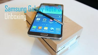 "New Sealed in Box Samsung Galaxy Note 3 N9005 16/32GB Unlocked 5.7"" Smartphone"
