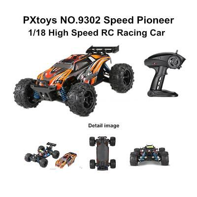 PXtoys NO. 9302 Speed Pioneer 1/18 2,4 GHz 4WD 2CH 40 km/h Offroad Truggy Auto