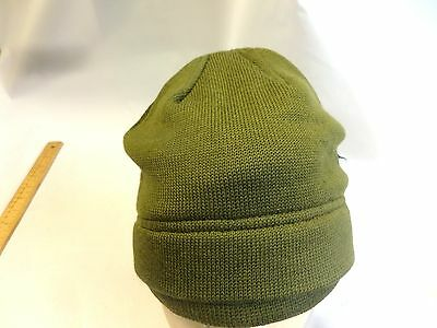 Italian Army Military Surplus Wool Jeep Caps