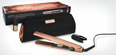 ghd V gold styler premium gift set copper luxe collection - neu - ovp - NP 199€