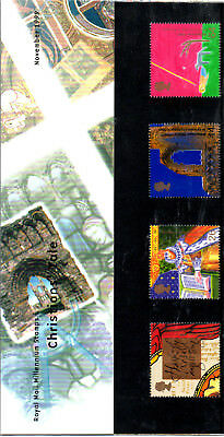 1999 Christians' Tale Commemorative Pack - Royal Mint & 1st Day Cover