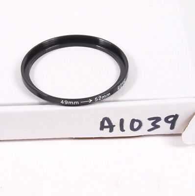 49mm-52mm 49mm to 52mm 49-52 Filter Ring Adapter - Step up / Stepping (A1039)