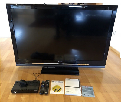 sony bravia lcd tv kdl 37p3000e 37 zoll eur 56 00. Black Bedroom Furniture Sets. Home Design Ideas