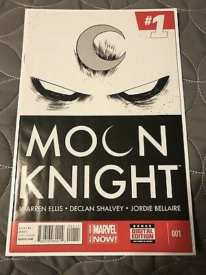 Moon Knight #1 1st Print All New Marvel Now! 2014