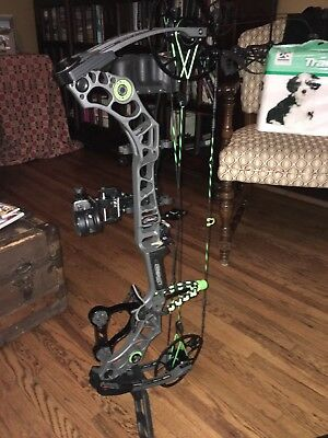MATHEWS HALON 5 - Bow Package, STONE color, RH, 70/29 -