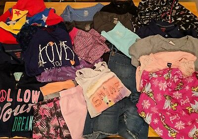 Large 20 Piece Lot Size 14-16 Girls Clothing Justice Nike & More