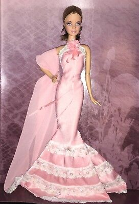 "Designer Barbie ""Badgley Mischka"", Gold Label, 2006, NRFB"