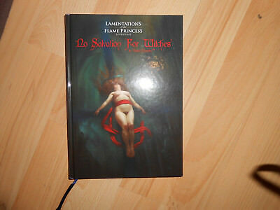 Lamentations of the Flame Princess No Salvation for Witches OSR LotFP Cthulhu