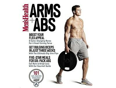 Men's Health # ARMS + ABS # TRAINING / DIET PLAN / WORKOUTS #