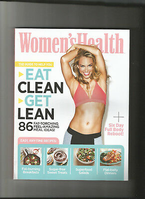 Women's Health - The Guide To Help You - Eat Clean - Get Lean  # Body Reboot #