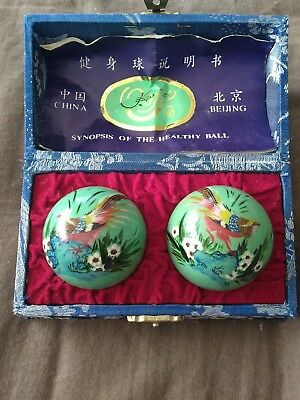 Synopsis Of The Healthy Baoding Balls China Beijing 2""