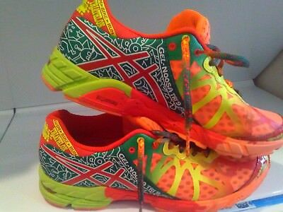 super popular 7f82c c4ff7 ASICS GEL NOOSA Tri 9 Running T458N Women's Size 9.5 SwimSwiSwiSw Bike Run  EUC