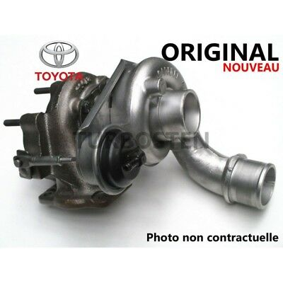 Turbo NEUF TOYOTA LAND CRUISER 4.2 TDi 4x4 -150 Cv 204 Kw-(06/1995-09/1998) CT2