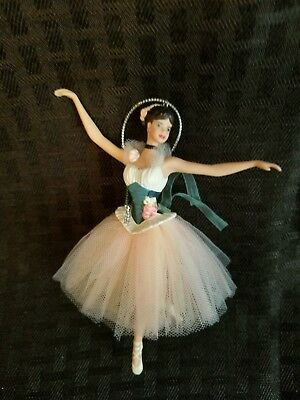 Barbie lighter than air porcelain ornament made by AVON.