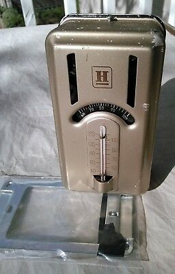 Honeywell - Minneapolis MN Vintage Regulator Thermostat US Made T42M 1007 1 CD3