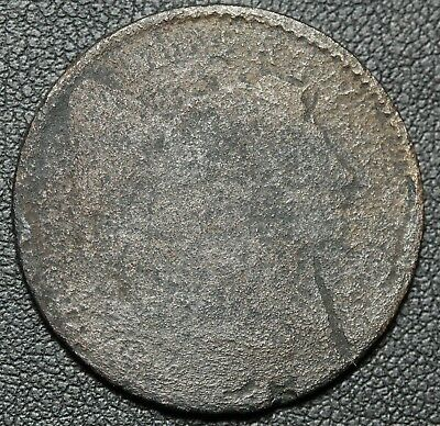 No Date 1794 1795 or 1796 Liberty Cap Flowing Hair Large Cent - Corrosion