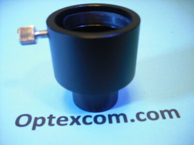 "Telescope eyepiece adapter 0.965 inch to 1.25 "" or 25 mm to 32 mm scope .965 .96"