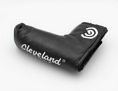 PUTTER COVER - Cleveland Golf Black Blade Putter Headcover Head Cover